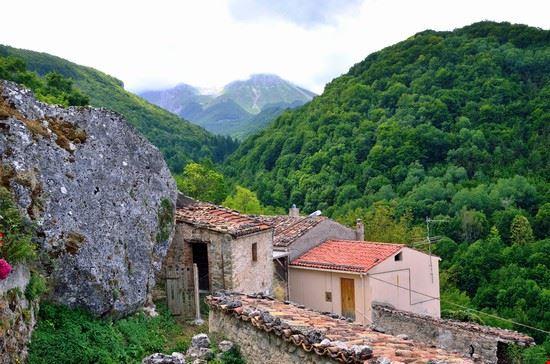 Pietracamela borgo