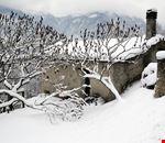 Seren del Grappa neve