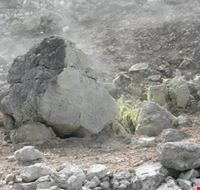 Le Biancane, formazioni di zolfo