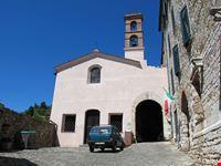 chiesa del ss. crocifisso - suvereto