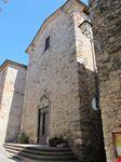 chiesa della madonna sopra la porta - suvereto