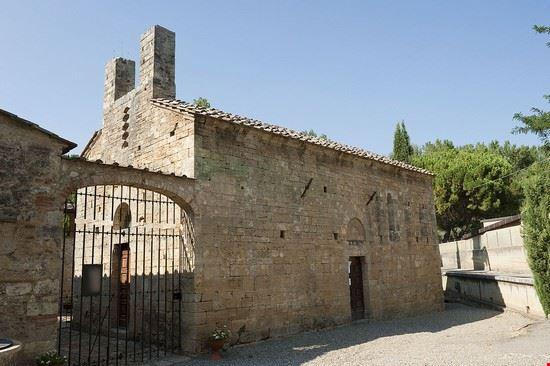97755 poggibonsi castello della magione chiesa