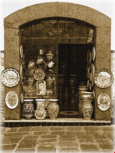 fabbrica ceramiche solimene