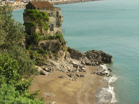 spiaggia della crestarella - marina di vietri