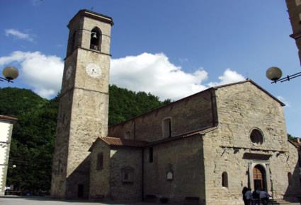 Foto basilica di s maria assunta a bagno di romagna - Bagno di romagna immagini ...