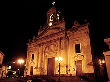 Chiesa SS.ma Maria dell'Idria