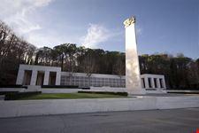cimitero americano dei falciani - san casciano in val di pesa