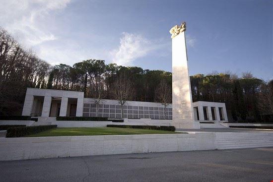 97841 impruneta cimitero americano dei falciani san casciano in val di pesa