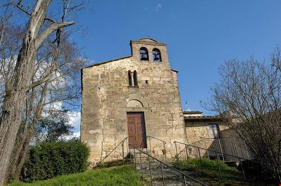 97857 poggibonsi chiesa san donato a gavignano