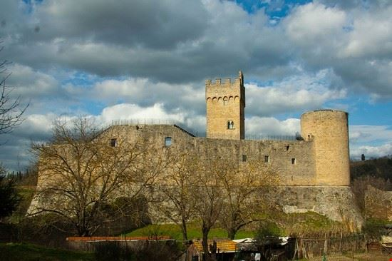 97862 poggibonsi castello di staggia senese