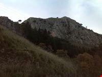 Particolare del Monte Tiriolo
