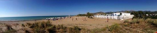 panoramica camping praia mare