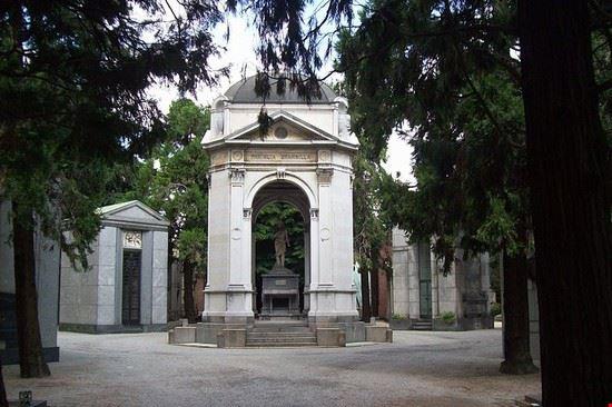98037 rho cimitero centrale
