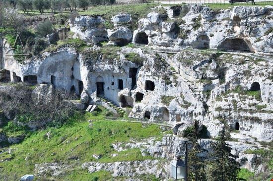 Foto Habitat Rupestre Le 7 Camere A Gravina In Puglia 550x365 Autore Piero Amendolara