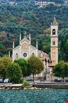 brenzone chiesa di san zeno de l  oselet