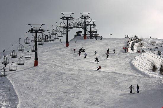 98262 campitello di fassa piste da sci