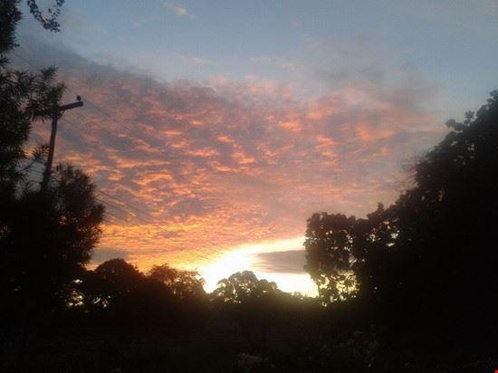 sunset malindi