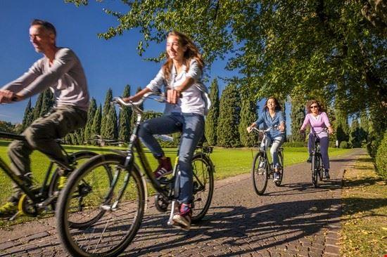 Giri in bici