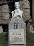 Mezzo busto di Giovanni Rossi