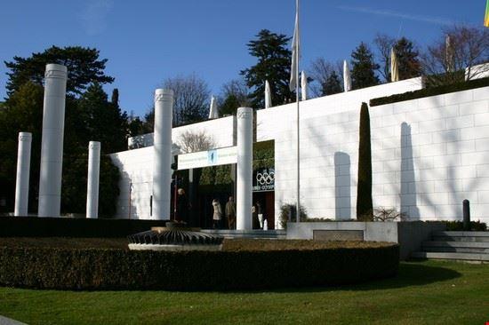 98387 losanna museo olimpico di losanna