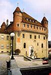 losanna castello di saint-maire a losanna