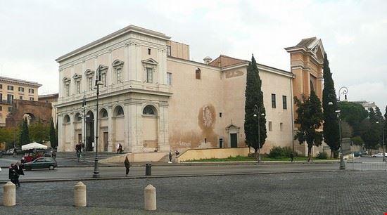 roma complesso della scala santa