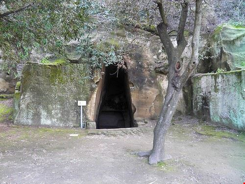98663  museo della grotta della sibilla