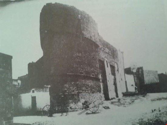 Castello foto d'epoca