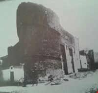 98689 carovigno castello foto d  epoca