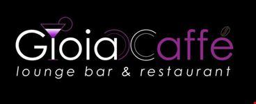 Gioia Caffè - Lounge bar & Restaurant.