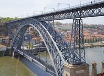 puente dom luis i - porto