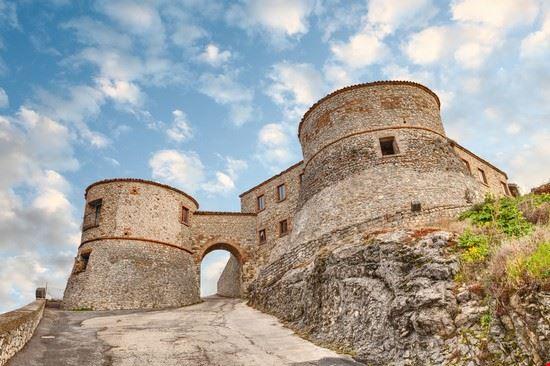 Castello della Scorticata