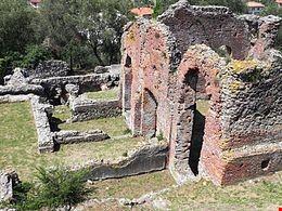 Terme e ville romane a Massaciuccioli