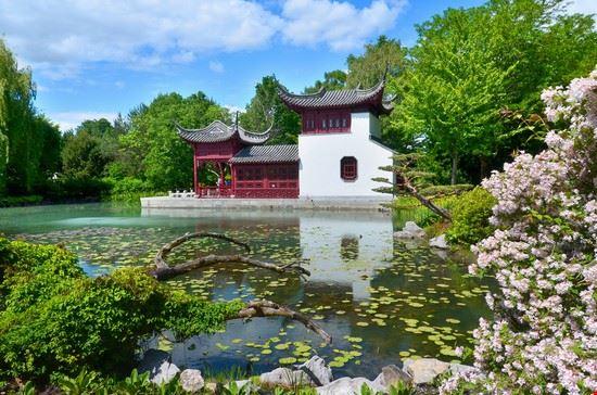 montreal giardino botanico