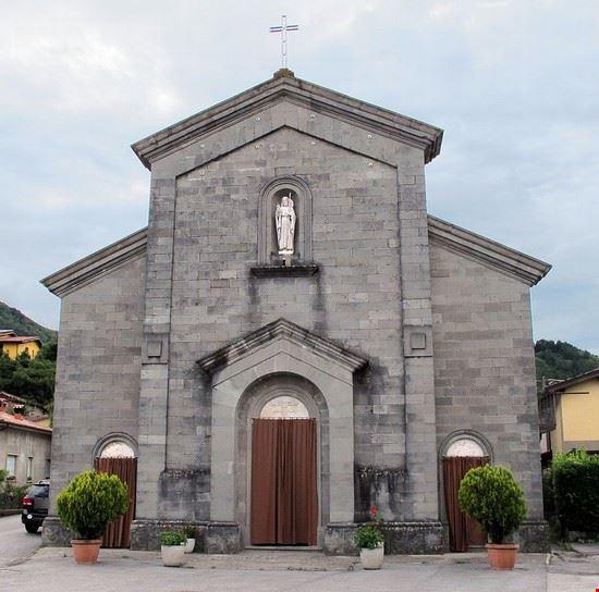 chiesa san jacopo - camporgiano
