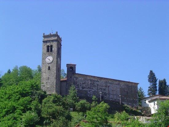 chiesa san jacopo - gallicano