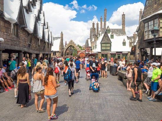 orlando the wizarding world of harry potter