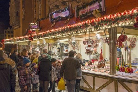 wroclaw mercatini di natale