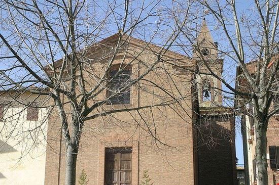 99678 sinalunga chiesa di san cristoforo