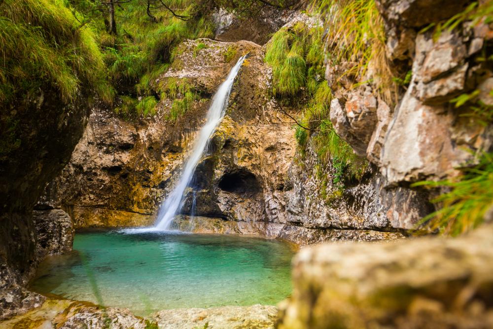 I Cadini del Brenton, uno spettacolare paradiso italiano