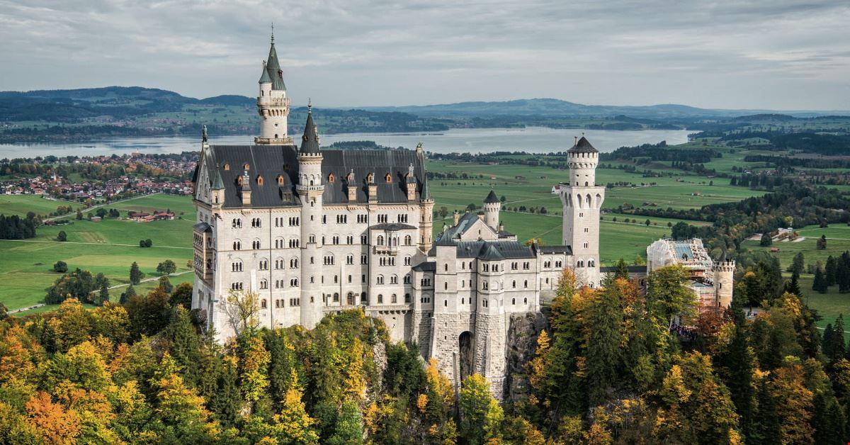 Castello_Neuschwanstein©DZT Florian Trykowski