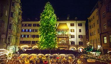 dove andare in vacanza a dicembre Innsbruck