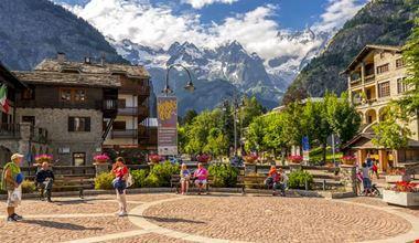 Dove andare in vacanza a settembre Valle d'Aosta
