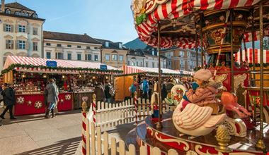 immagini mercatini di Natale Bolzano