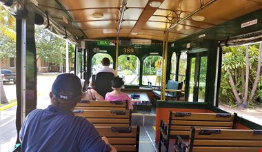 Key West_Trolley tour