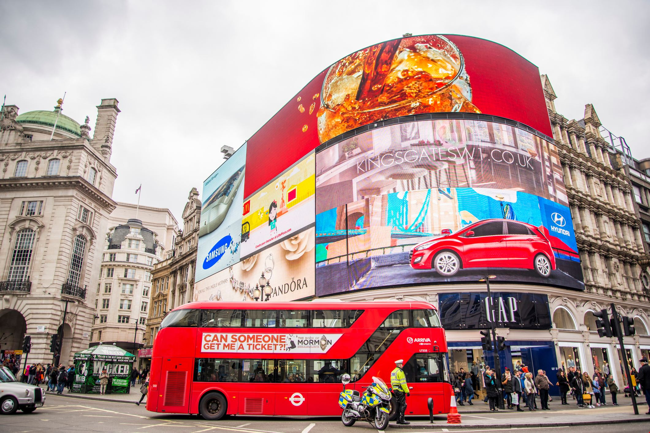 Londra_Piccadilly