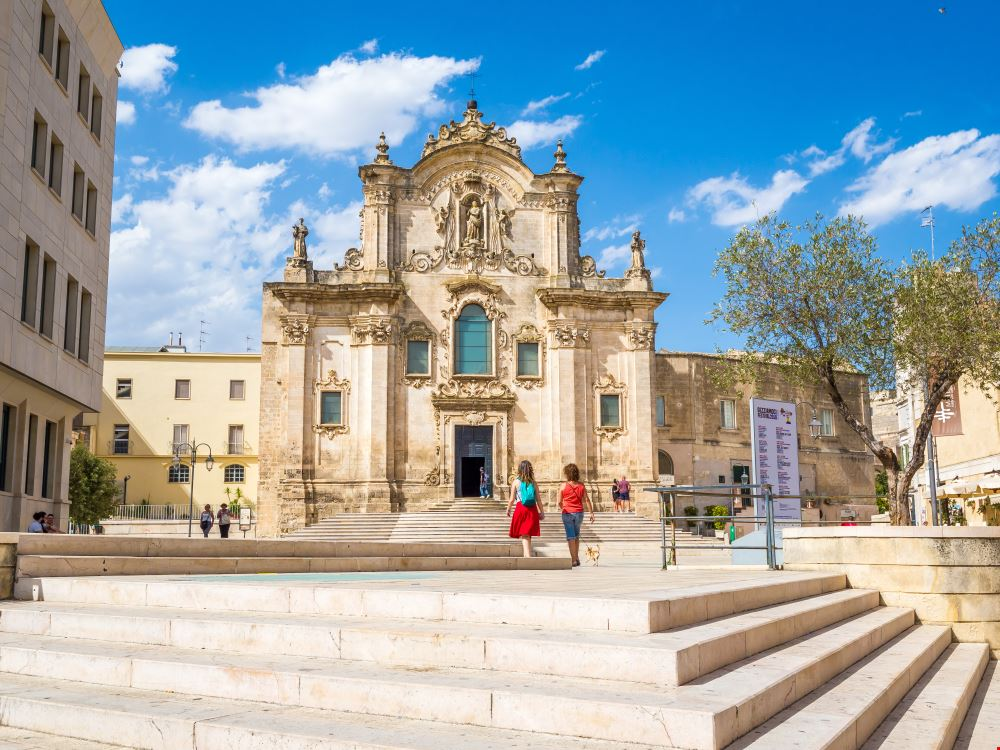 Matera Chiesa di San Francesco_1148396726