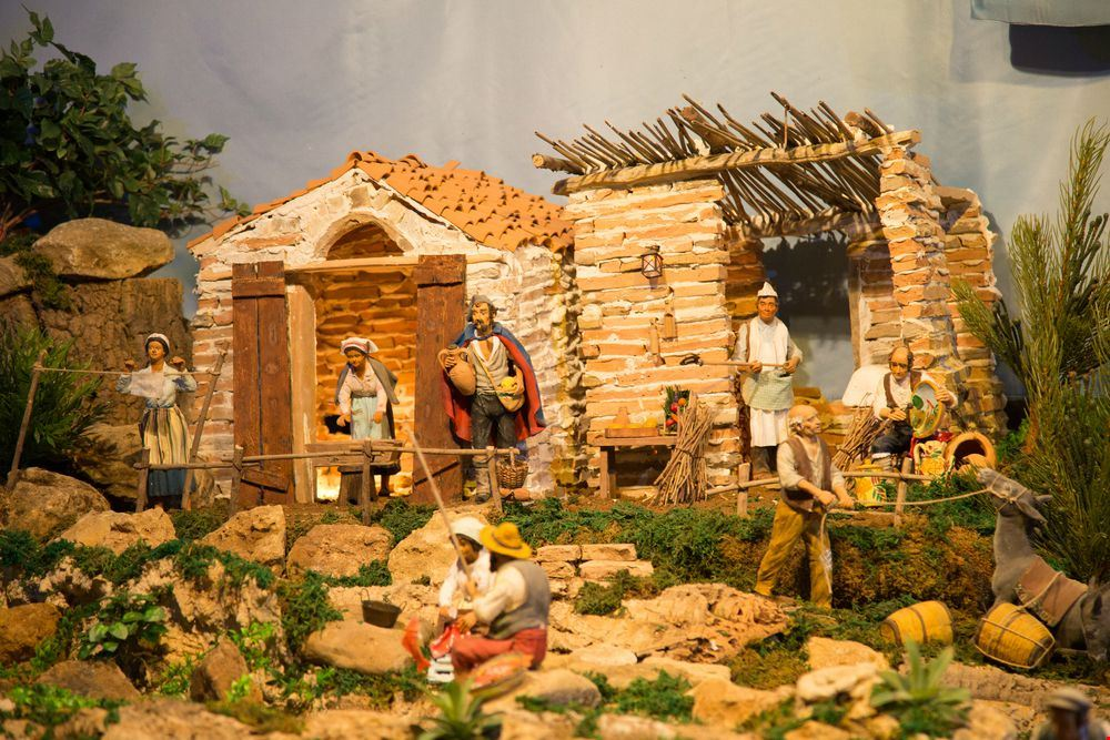 mercatini di Natale a Caltagirone