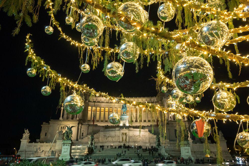 Albero Di Natale Roma 2020.Mercatini Di Natale Roma 2019
