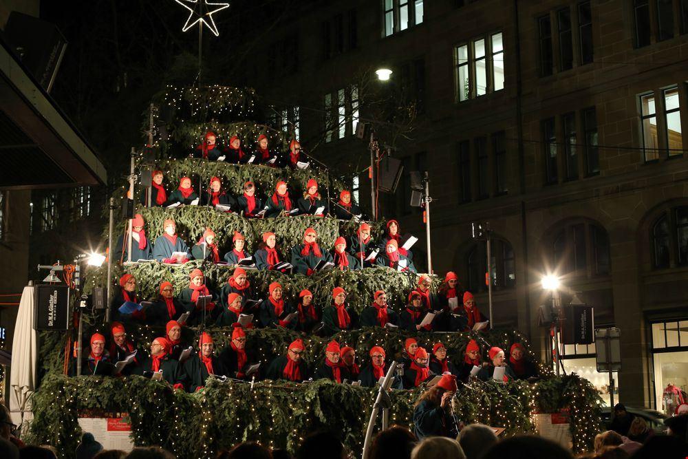 mercatini di Natale a Zurigo 2018